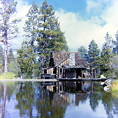 The Old Mill, Big Bear Lake, Ca.