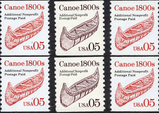 Canoe 1991, a series of 3 productions